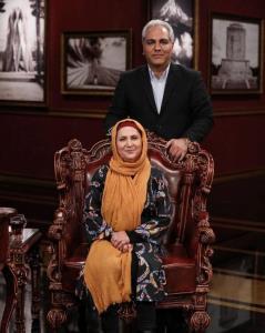 ترس شدید مهران مدیری وقتی فهمید مهمانش دوبلور جن گیر است