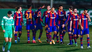 خطر از بیخ گوش بارسلونا گذشت!