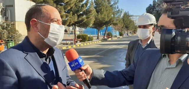 هیچ نشت گازی رخ نداده است مردم نگران نباشند