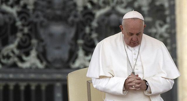 پاپ حملات بغداد را وحشیانه خواند