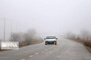 رانندگان در محور رودبار جنوب _ایرانشهر با احتیاط تردد کنند