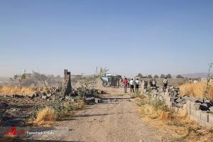 قلع و قمع بیش از ۲۰۰ ساخت و ساز غیرمجاز در تنگستان بوشهر