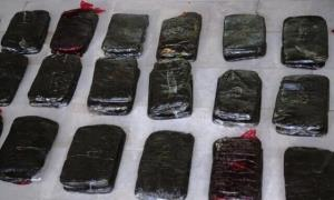 کشف ۵۰ کیلو تریاک در عملیات مشترک پلیس همدان و کرمان