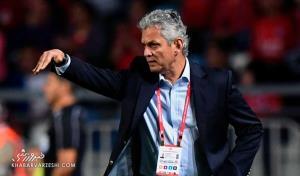 انتقاد شدید جانشین کیروش از بازیکنان کلمبیا