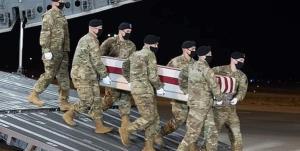 مرگ مشکوک یک نظامی دیگر آمریکا در کویت
