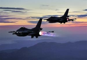 عملیات جنگندههای ترکیه در شمال عراق؛ کشته شدن ۳ عنصر پ ک ک