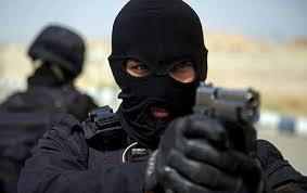 گروگانگیر شرور در درگیری مسلحانه با پلیس کشته شد