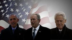 پیام سه رئیسجمهور ایالات متحده برای بایدن