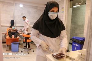 کاهش ۸ درصدی اهدای خون در استان ایلام در سال جاری