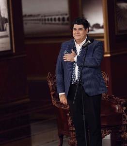 اجرای ترانه «ایران» توسط سالار عقیلی در برنامه دورهمی