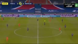 گل چهارم پاریسنژرمن؛ دبل امباپه