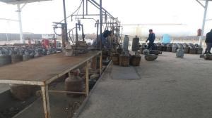 تشکیل ۳ پرونده تخلف برای توزیع کنندگان سیلندر گاز مایع در نهبندان