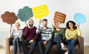 ۳ راه برای بهبود مهارتهای ارتباطی و نفوظ کلام در جمع