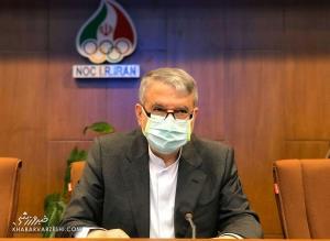 سیدرضا صالحیامیری: ژاپنیها به راحتی قید المپیک را نمیزنند