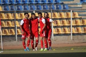 پیروزی تراکتور با فوتبال اقتصادی