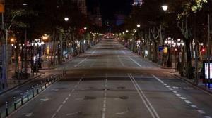 پلیس: تردد شبانه در شهر آبی آزاد است؛ ستاد کرونا: ممنوع!