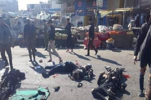 بیانیه شدیدالحن شورای امنیت در محکومیت انفجارهای تروریستی اخیر بغداد