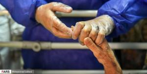فوت ۶۹ بیمار کووید۱۹ در شبانه روز گذشته
