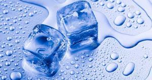 انجماد سریع آب در هوای منفی 36 درجه کانادا