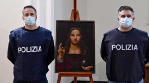 گوناگون/ کشف نقاشی ۵۰۰ ساله که به سرقت رفته بود در یک کمد
