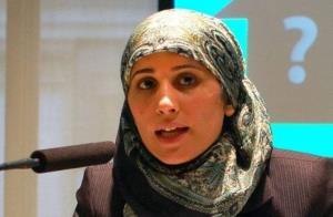 زن مسلمانی که معاون شورای اقتصاد ملی آمریکا می شود