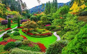 ورود به این باغ ممکن است باعث مرگ شما شود!