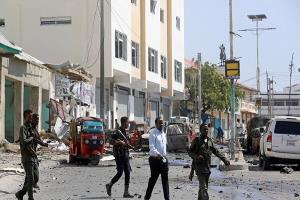 انفجار در «موگادیشو» ۹ کشته و زخمی بر جای گذاشت