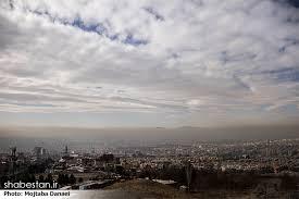 هوای استان البرز در وضعیت ناسالم قرار گرفت