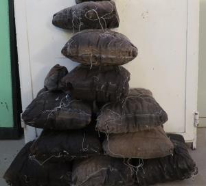 کشف ۱۰۳ کیلو تریاک در نیریز