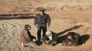 دستگیری اعضای یک باند حفاری در شهرستان سرچهان