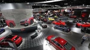 دوران نمایشگاه های بین المللی خودرو هم به سر آمده