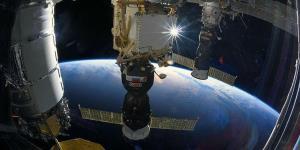 ایستگاه فضایی بین المللی ترک برداشت!