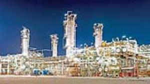 بهرهبرداری از بزرگترین هاب گازی غرب آسیا
