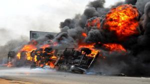 ۴ کشته در انفجار تانکر بنزین در نیجریه