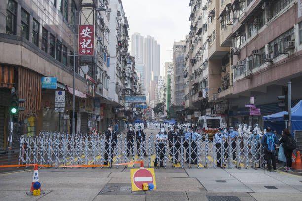 منع تردد آخر هفته در هنگ کنگ برای مهار کرونا