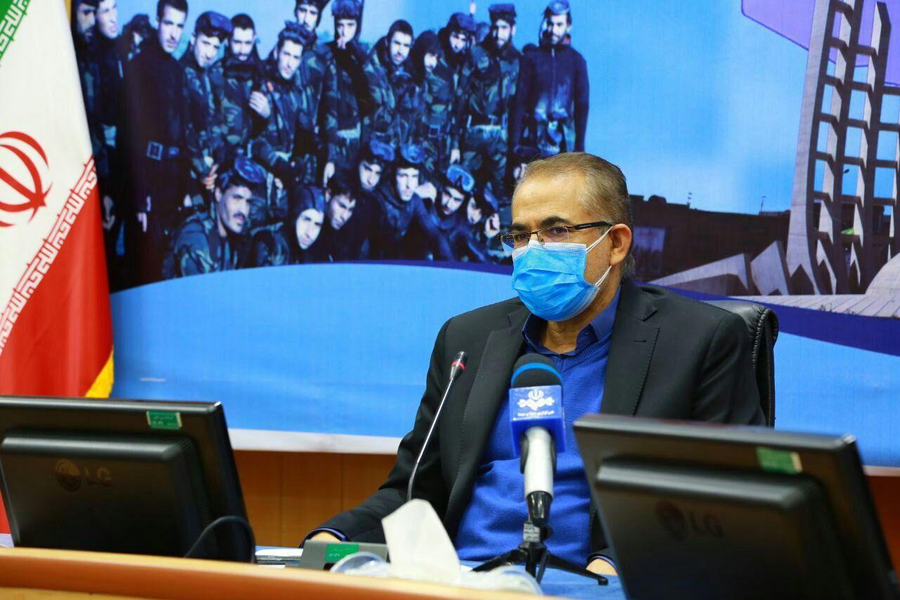 بالاترین تعداد تست کرونای کشور در زنجان انجام شد