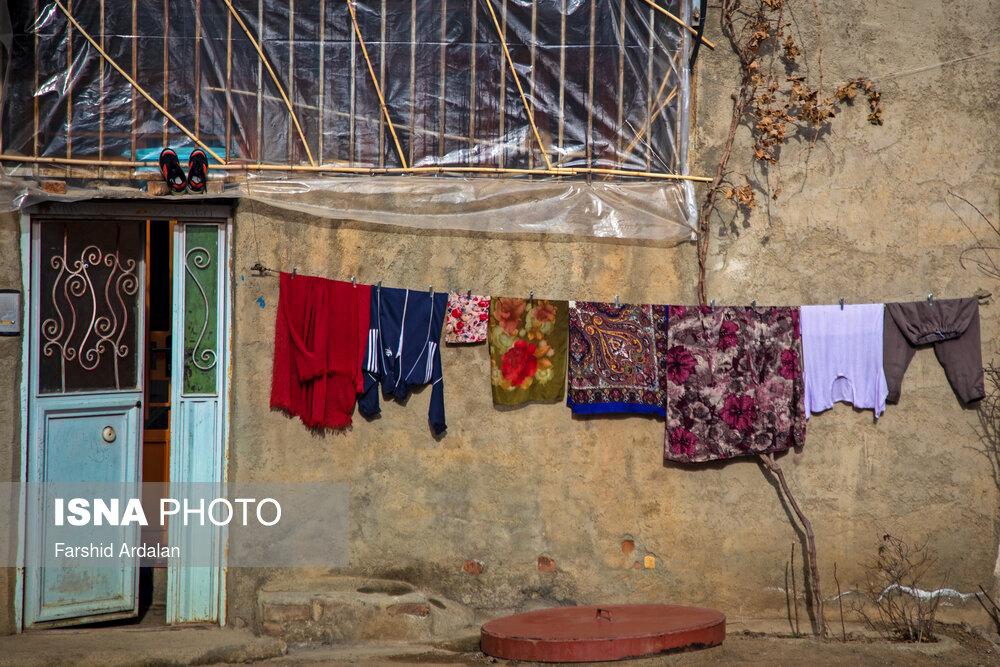 واحدهای مسکونی غیراستاندارد در حاشیه سنندج