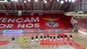 لیگ پرتغال/ پاسگل ستاره ایرانی در شب پیروزی بنفیکا
