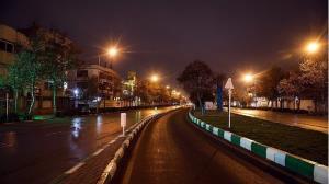 محدودیت تردد شبانه خودروها در مشهد ادامه دارد