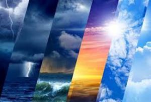 افزایش نسبی دمای هوای روزانه در اردبیل