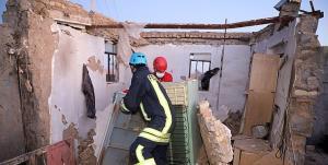 جراحت شدید ۲ نفر در پی انفجار توام با آوار یک منزل مسکونی در حومه مشهد