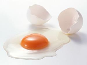 منجمد شدن تخم مرغ در دمای 35 درجه زیر صفر