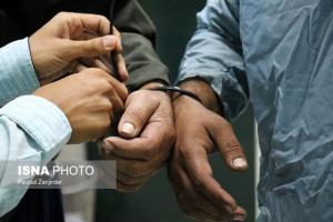 دستگیری زورگیران مسافرکش نما