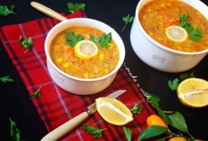 آموزش تهیه سوپ سبزیجات با ورمیشل