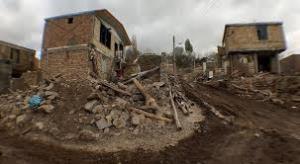 کمک بلاعوض به مساکن آسیب دیده در زلزله میانه و سراب