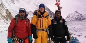 صعود به قله کی 2 بدون کپسول اکیسژن