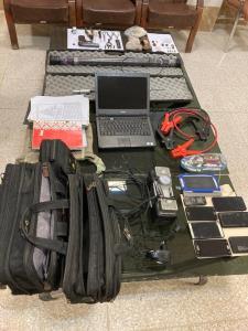 دستگیری ۶ نفر گنجیاب در مروست