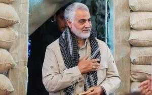 شهید سلیمانی از آزادسازی خرمشهر تا مبارزه با رژیم صهیونیستی