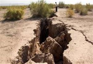 ۳ شهرستان استان آذربایجان غربی در خطر فرونشست زمین قرار دارند