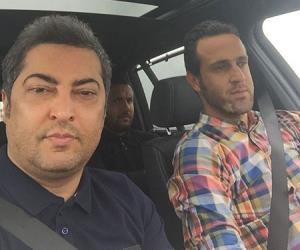 چهره ها/ واکنش علی کریمی به خبر تهیه دارو برای میناوند از امارات!